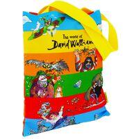 The World of David Walliams Mini Tote Bag