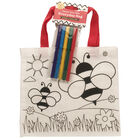 Colour Your Own Bag Assorted image number 1