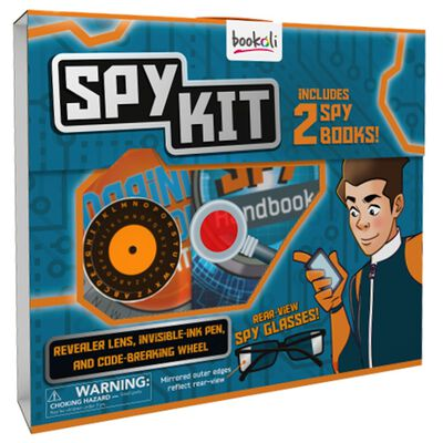 Spy Book Kit image number 1