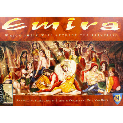 Emira Strategy Board Game image number 2
