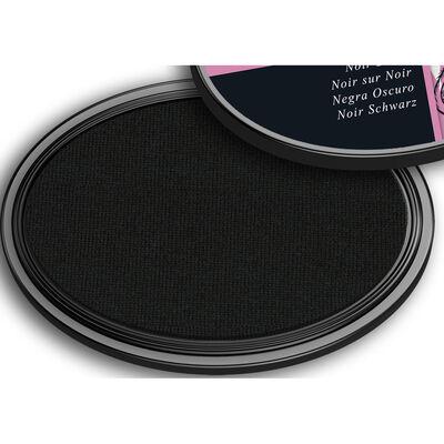Finesse by Spectrum Noir Alcohol Proof Dye Inkpad - Noir Black image number 2