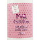 PVA Craft Glue - 1 Litre image number 2