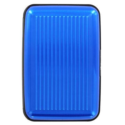Blue Credit Card Protector Case image number 1