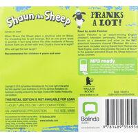Shaun the Sheep  Tales from Mossy Bottom Farm: MP3 CD