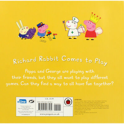 Peppa Pig: Richard Rabbit Comes to Play image number 3