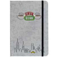 Friends Central Perk A5 Notebook