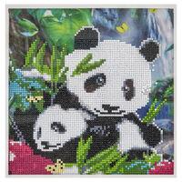 Diamond Painting: Panda