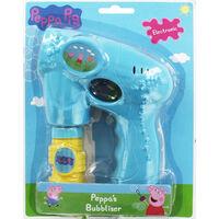 Peppa Pig Bubble Blaster