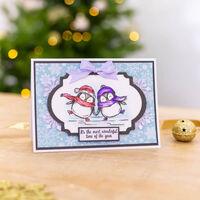 Acrylic Stamp Set: Snow Much Fun