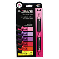 Spectrum Noir TriBlend - Floral Blends - 6 Pack