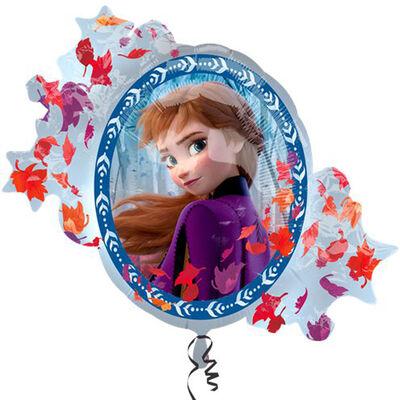 30 Inch Disney Frozen 2 Super Shape Helium Balloon image number 3