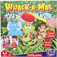 Whack-A-Mal Game