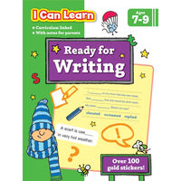 Ready For Writing: Ages 7-9