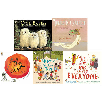 Positive Thinking: 10 Kids Picture Books Bundle image number 2