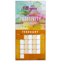 Law of Attraction 2022 Square Calendar and Diary Set
