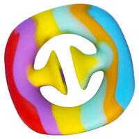 Rainbow Push Snapper