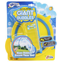 Amazing Giant Bubbles Wand: Assorted