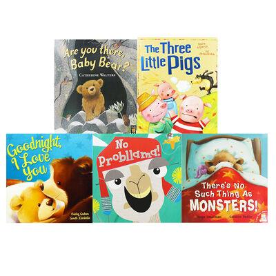 Sleepytime Stories - 10 Kids Picture Books Bundle image number 3