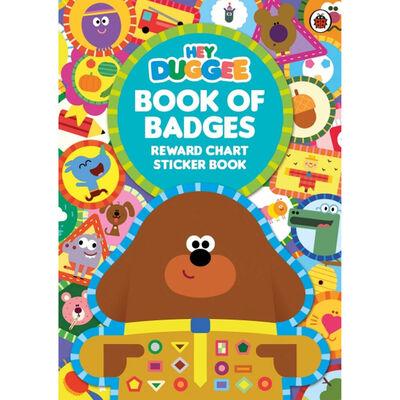 Hey Duggee Book of Badges: Reward Chart Sticker Book image number 1