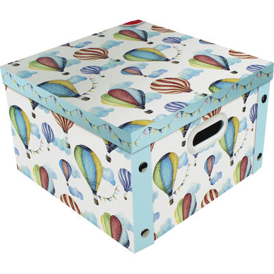Hot Air Balloon Collapsible Storage Box image number 1