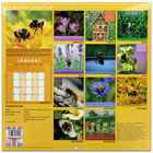 Bee Happy 2022 Square Calendar image number 3