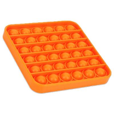 Pop 'N' Flip Bubble Popping Fidget Game: Assorted Plain Square image number 4