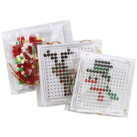 Make Your Own Festive Melty Beads - 3 Pack