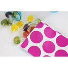 10 Pink Polka Dot Paper Favour Bags image number 3