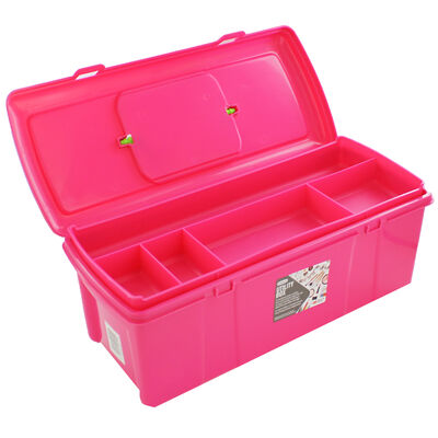 Pink Plastic Utility Box image number 3