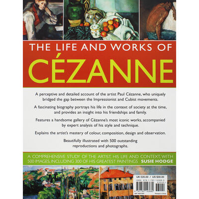The Life and Works of Cezanne image number 4