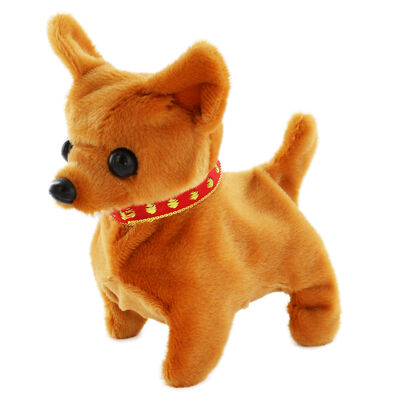 Small Walking Woofers with Sound - Ginger image number 3