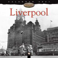 Liverpool Wall Calendar 2021