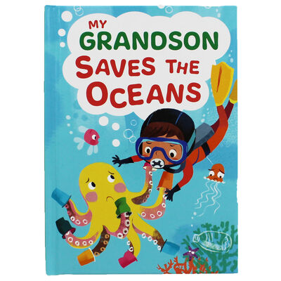 My Grandson Saves The Oceans image number 1