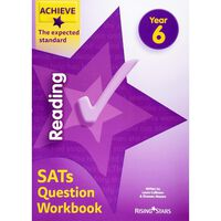 Achieve Reading SATs Question Workbook: Year 6