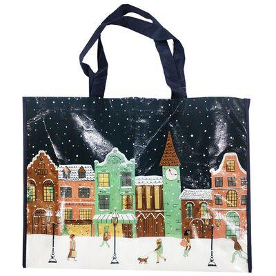 Christmas Reusable Shopping Bag - Assorted image number 3