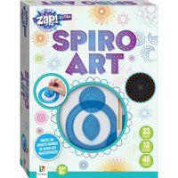 Zap Extra: Spiro Art