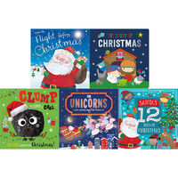 Santa's Favourites: 10 Kids Picture Books Bundle