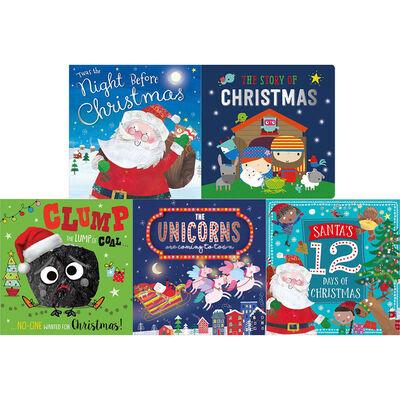 Santa's Favourites: 10 Kids Picture Books Bundle image number 2