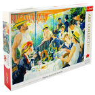 Luncheon of the Boating Party 1000 Piece Jigsaw Puzzle image number 1