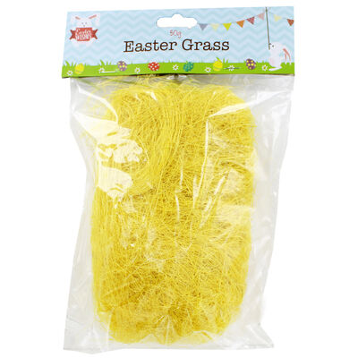 Easter Grass 50g - Assorted image number 3