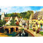 Castle Combe 500 Piece Jigsaw Puzzle image number 3