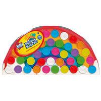 40 Piece Mega Rainbow Dough Set