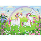 Unicorn Meadow 200 Piece Jigsaw Puzzle image number 2