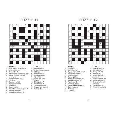 Big Book of Crosswords 7 image number 2