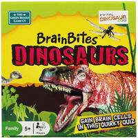 BrainBites - Dinosaurs