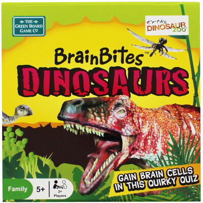 BrainBites - Dinosaurs image number 1