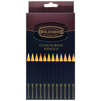 Boldmere Colouring Pencils: Pack of 12