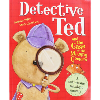 Detective Ted and the Case of the Missing Cookies image number 1