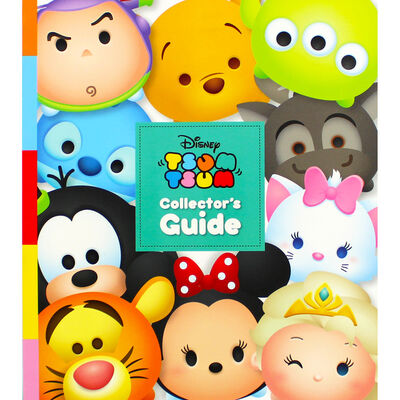 "Disney ""Tsum Tsum"" Collector's Guide image number 1"