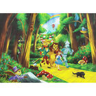 The Wizard of Oz 100 Piece Jigsaw Puzzle and Book Set image number 2